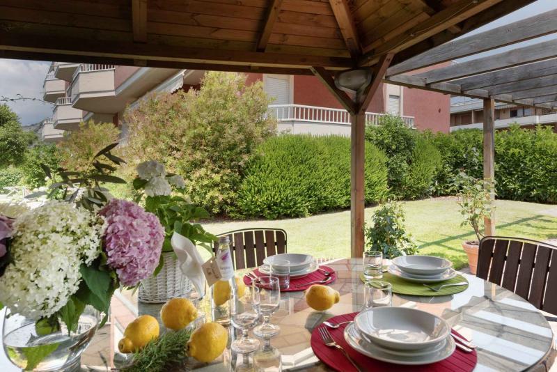 Residence with swimming pool in Torbole sul Garda on Garda lake