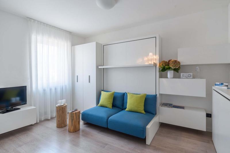 Standard studio in Torbole for holidays on Garda Lake | Residence Toblini