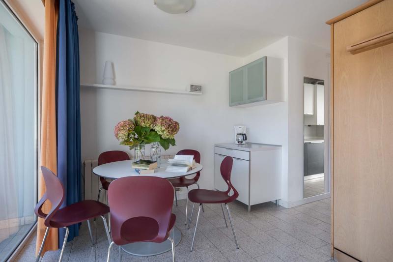 Wohnanlage Ferienhaus am Gardasee, am Strand von Torbole